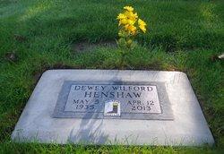 Dewey Wilfred Henshaw