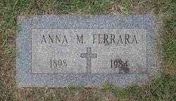 Anna M <i>DePrisco</i> Ferrara