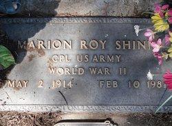 Marion Roy Shinn