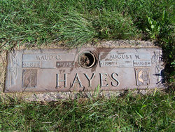 Maude Grace <i>Kline</i> Hayes