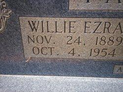 William Ezra Willie Pardue