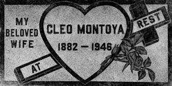 Cleofas <i>Trujillo</i> Montoya