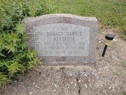Donald Harold Ashbrook