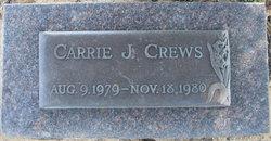 Carrie J Crews