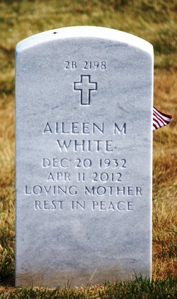 Aileen M White