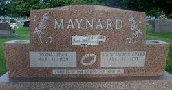 Donna Jean Maynard