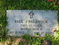Paul J. Balawick