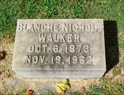 Mary Blanche <i>Nichols</i> Walker