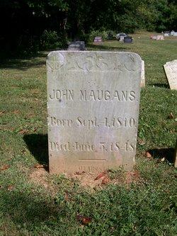 John Maugans