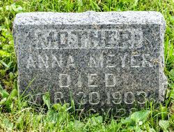 Anna <i>Zaugg</i> Meyer