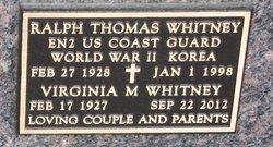 Ralph Thomas Whitney