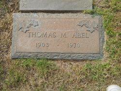 Thomas Miniard Abel