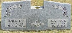 Tempie Lee <i>Bell</i> Alvis