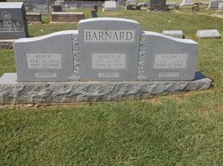 Bertie Eliza <i>Chinn</i> Barnard