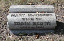 Mary Frances McVicker