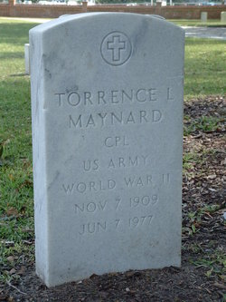Torrence L Maynard