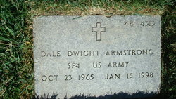 Dale Dwight Armstrong