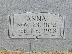 Julia Anna <i>Foster</i> Moye