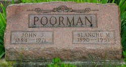 Blanche Mae <i>Lathberry</i> Poorman