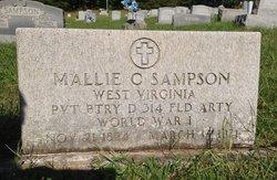 Mallie C. Sampson