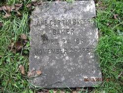 Jane Curtin <i>Breese</i> Baker