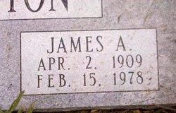 James Amor Worthington