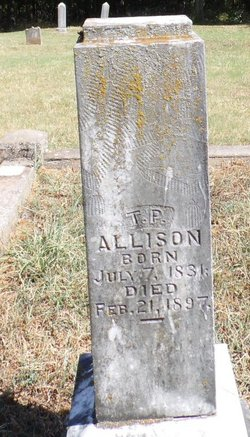 Thomas Pickney Allison