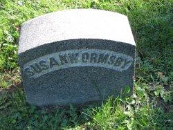 Susan W. Ormsby