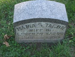 Maria S. <i>Ormsby</i> Tabor