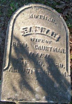 Hannah <i>Haylett</i> Caurtman