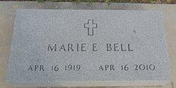 Marie Ester <i>Thornton</i> Bell