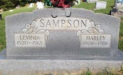 Levinia <i>Wears</i> Sampson