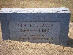 Ella Estella <i>Litton</i> Shaver