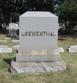 Bertha <i>Renberg</i> Loewenthal