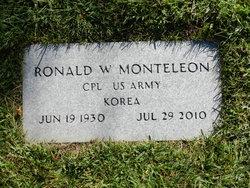 Ronald William Monteleon