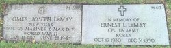 Corp Ernest Lionel Ernie Lemay