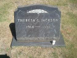 Theresa G Jackson