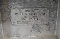 Ruby K. <i>Holland</i> Eisfelder