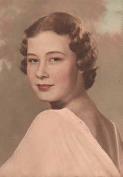 Mary Elizabeth <i>Coates</i> Rogers