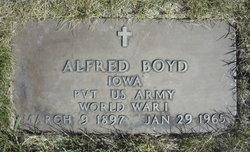 Alfred Boyd