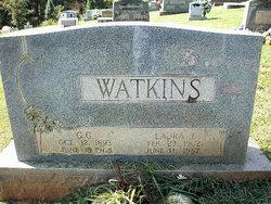 Laura Jane <i>Dills</i> Watkins