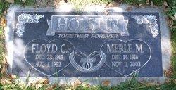 Merle Maxine <i>Penton</i> Holstin