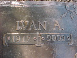 Ivan A. Shifflet