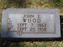John Edward Woods