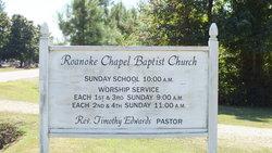 Roanoke Chapel Baptist Church Cemetery