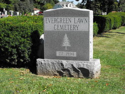 Evergreen Lawn Cemetery