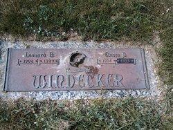 Elnora Dena <i>Bonk</i> Windecker
