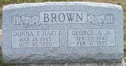 Donna Faye <i>Hart</i> Brown