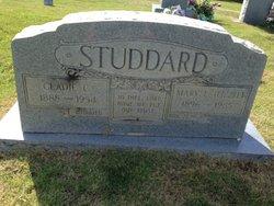 Cladie Cleveland Stoddard