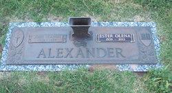 Ester <i>Brewer</i> Alexander